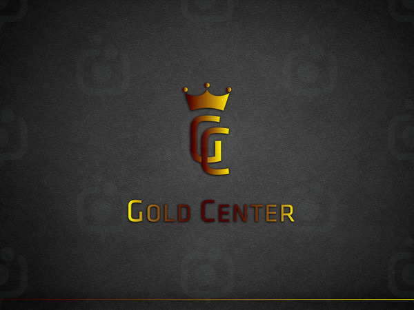 Gold center logo2
